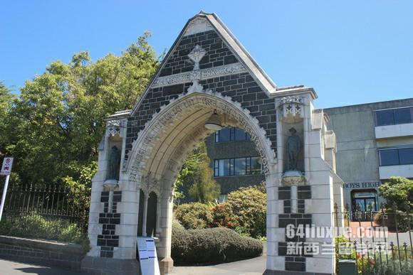 新西兰惠灵顿理工学院