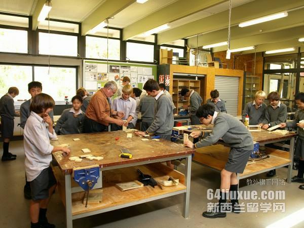 新西兰梅西大学的在校学生