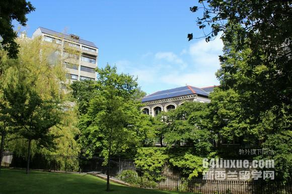 新西兰Unitec国立理工学院宿舍公寓