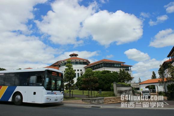 新西兰大学-新西兰坎特伯雷大学