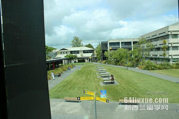 2016年去新西兰读工程硕士