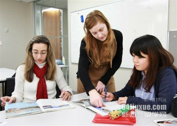新西兰研究生学校排名