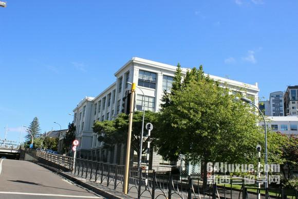 在新西兰读大学