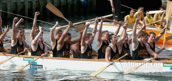 体育生新西兰留学条件
