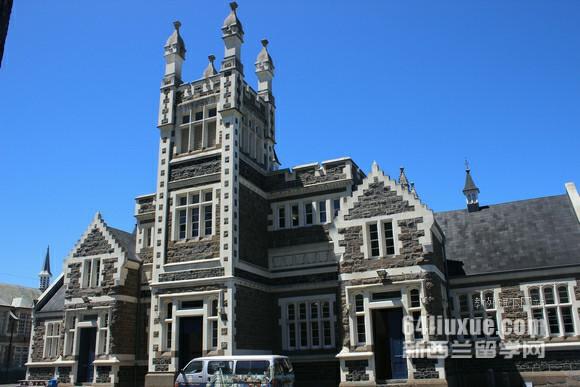 新西兰留学室内设计专业