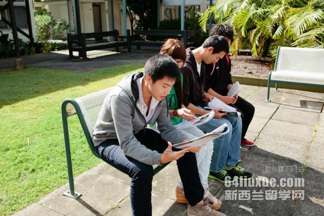 新西兰高中入学考试