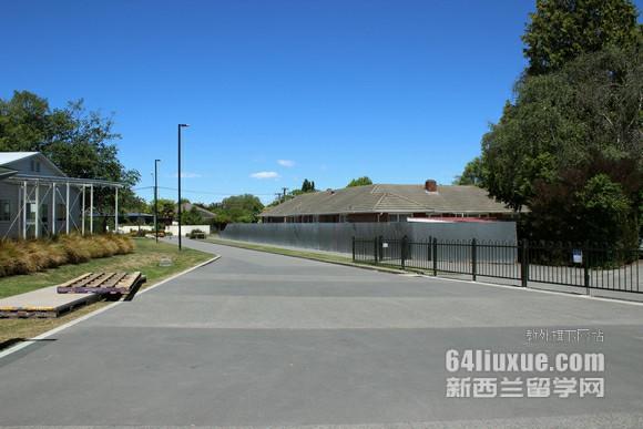 新西兰航空学校