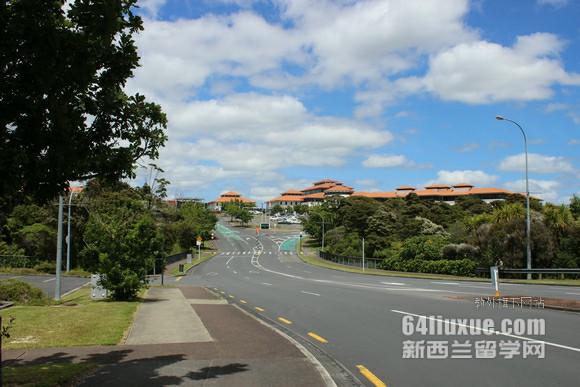 新西兰奥克兰理工大学研究生几年