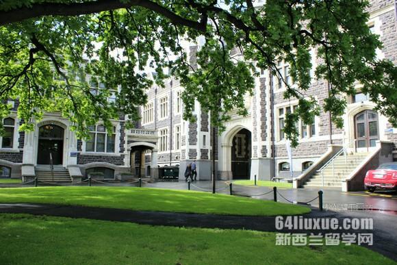 坎特伯雷大学提供哪些GD课程