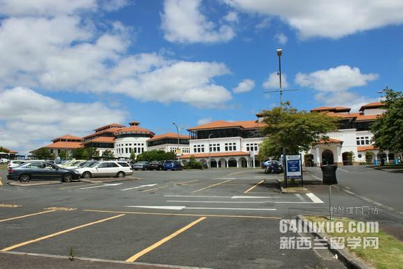 新西兰霍布森维尔公立中学