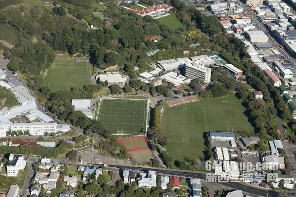 2017新西兰私立高中费用
