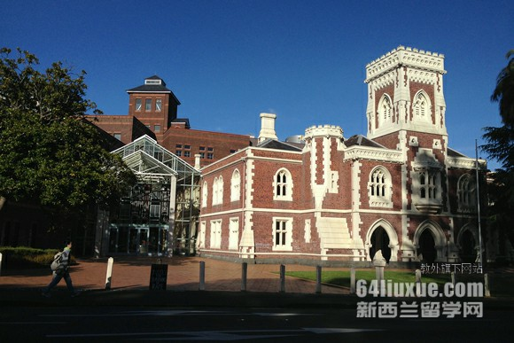 新西兰一共有多少大学