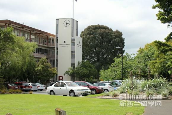 新西兰大学建筑专业本科