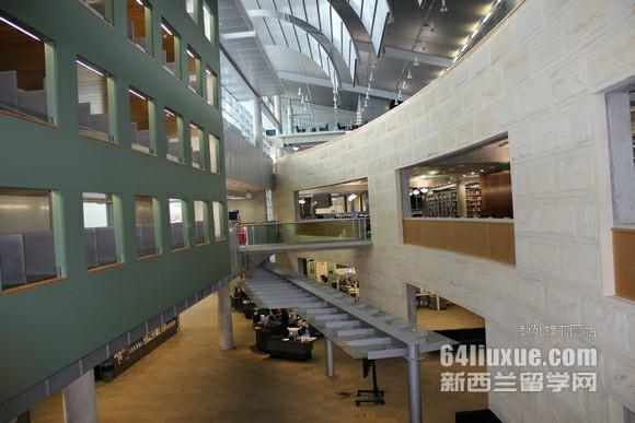 新西兰奥塔哥理工学院世界排名