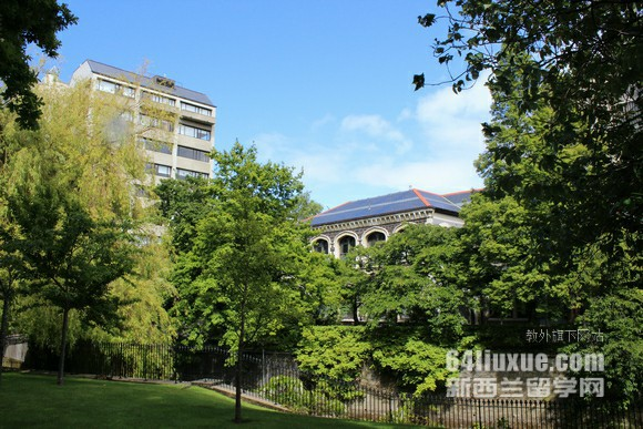 惠灵顿维多利亚大学有酒店管理吗