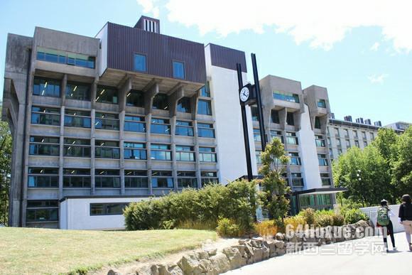 新西兰奥克兰大学双学位