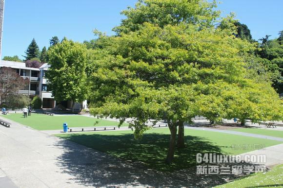 新西兰大学景观设计专业排名