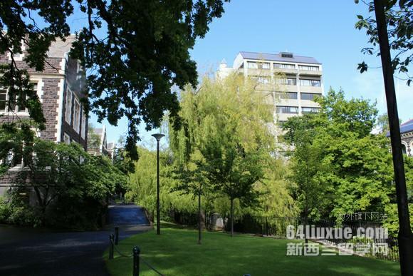 新西兰林肯大学景观设计留学要求