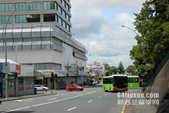 新西兰留学电子工程专业哪个学校好