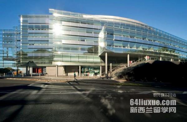 新西兰IT专业理工学院