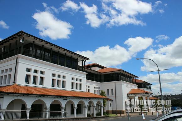 新西兰高中选学校