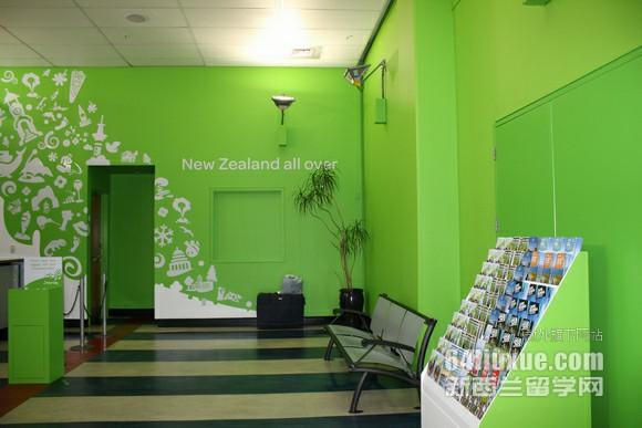 新西兰大学签证
