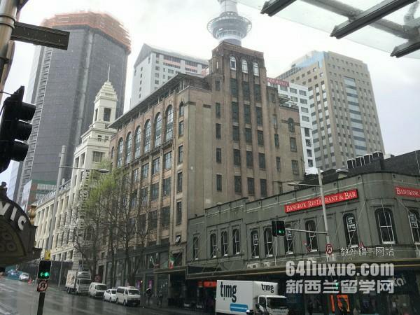 高考没考好出国新西兰留学