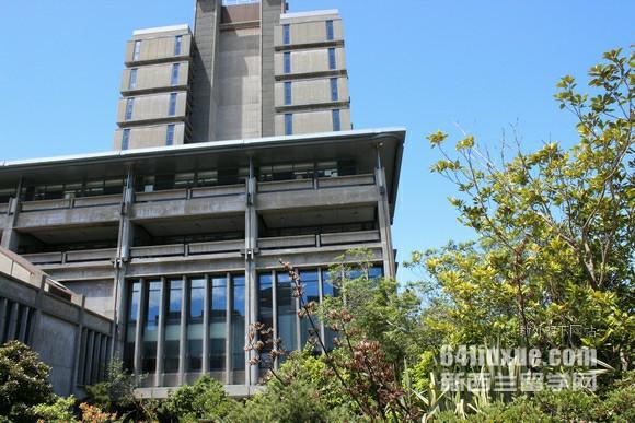 新西兰世界排名前一百的大学