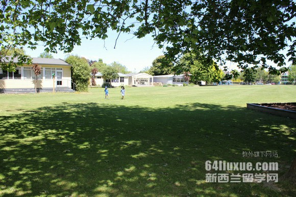 新西兰陶朗加中学