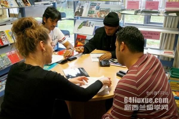 新西兰硕士教育专业排名