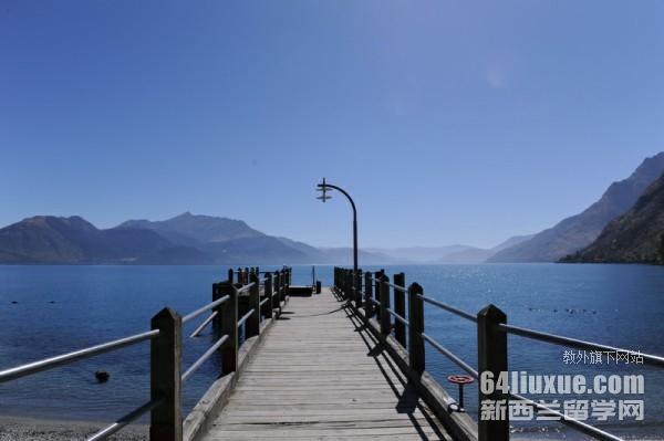 申请新西兰出国留学的条件