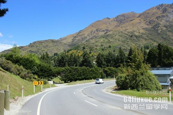 去新西兰留学一年的费用是多少