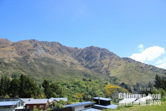 新西兰理工学院一览