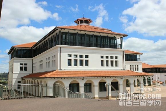 新西兰北帕梅西大学