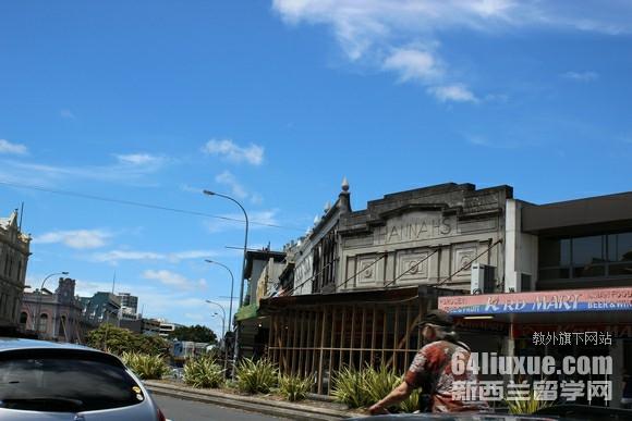 新西兰留学广告专业