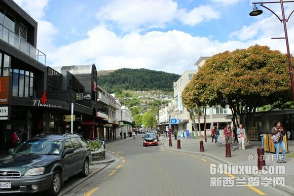 新西兰留学一年学费多少人民币