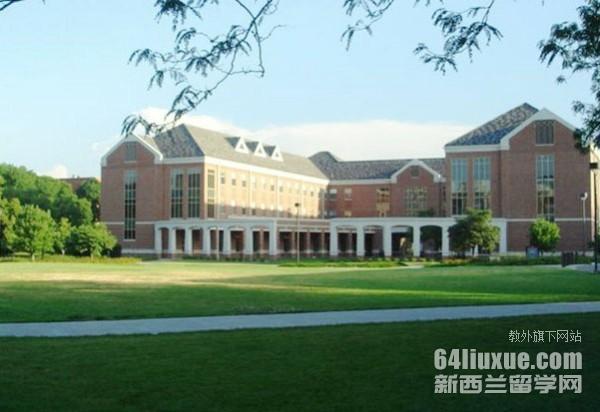林肯大学商科排名