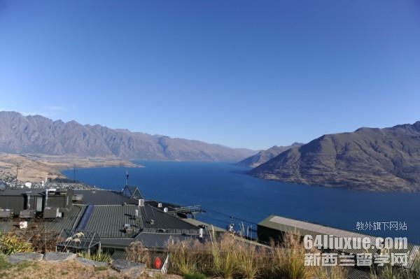 专科留学新西兰读本科