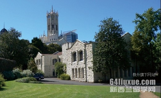 新西兰奥克兰大学有音乐专业吗