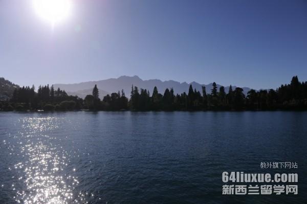 中学生留学新西兰