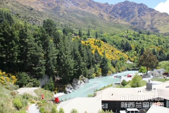 新西兰土木工程专业