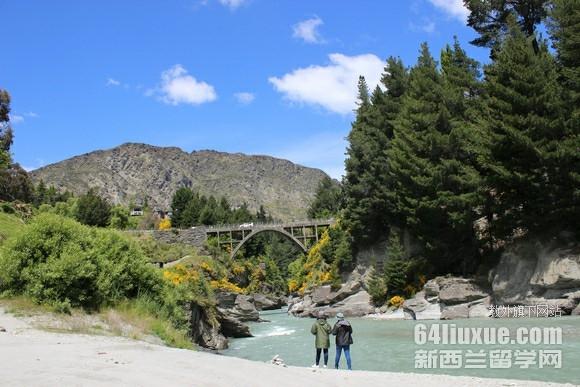 新西兰土木工程环境专业排名