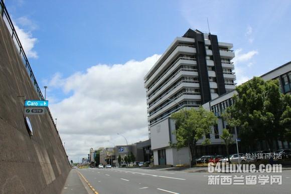 新西兰留学IT大学推荐