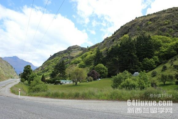新西兰景观园林专业
