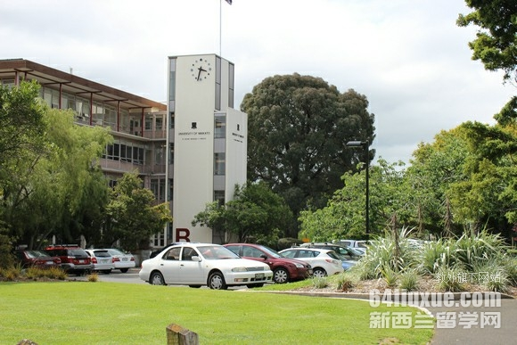 新西兰怀卡托大学最著名的学院