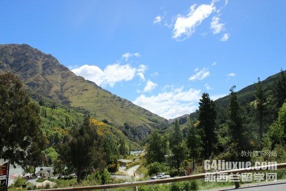 大学生出国留学新西兰