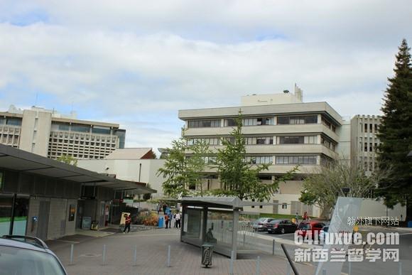 新西兰怀卡托大学简介
