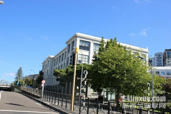 新西兰的公立理工学院