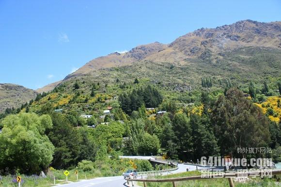 去新西兰读研的学校