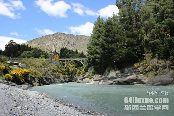 机械工程本科新西兰留学